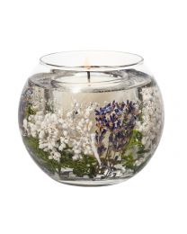 Botanic - Lavender Fields Natural Wax Fishbowl