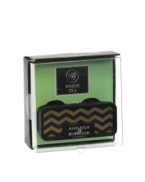 A&B Car Freshener: White Tea