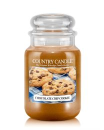 2-Wick L Jar-Chocolate Chip Cookie