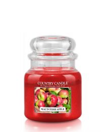 2-Wick M Jar-Macintosh Apple