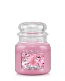 Doftljus Country Candle Mellan-Cherry Blossom