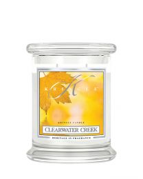 2-Wick M Jar Classic-Clearwater Creek