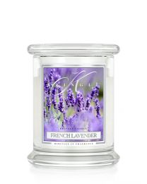 2-Wick M Jar Classic-French Lavender