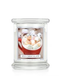 2-Wick M Jar Classic-Hot Chocolate