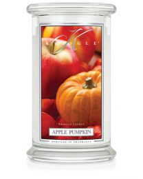 2-Wick L Jar Classic-Apple Pumpkin