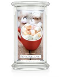 2-Wick L Jar Classic-Hot Chocolate