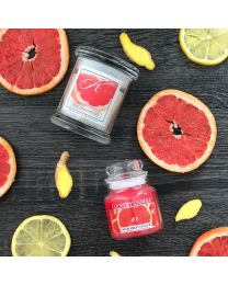 Mini Jar Classic-Pink Grapefruit