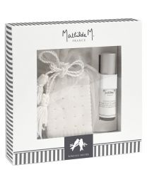 Gift set scented decors, fragrance Romance fruitée