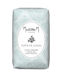 Fragranced soap Cachemire Collection, fragrance Fleur de Cot