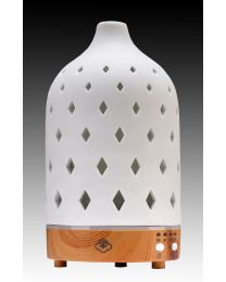 Aroma diffuser  90mm- nova light wood base