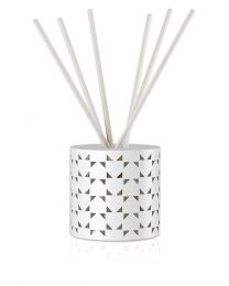 pre-scented reed diffuser- circus whtie set w/il y a 3 jours