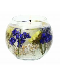 Botanic - Citrus Blossom Natural Wax Fishbowl