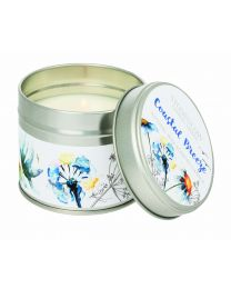 Botanic - Coastal Breeze Candle Tin