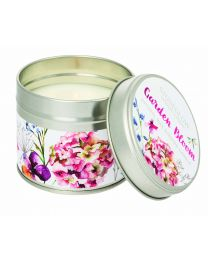 Botanic - Garden Bloom Candle Tin