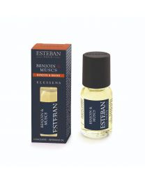 refresher oil benzoin & musks