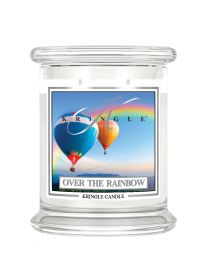 2-Wick M Jar Classic-Over The Rainbow