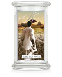 2-Wick L Jar Classic-Far, Far Away